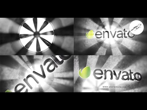 Industrial Logo 1 - After Effects Template