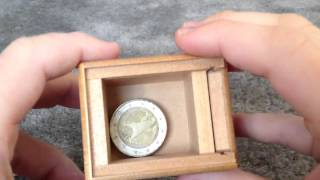 2 Sun 7 Step Japanese Puzzle Box
