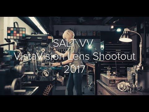 SALT VV - VistaVision Lens Shootout