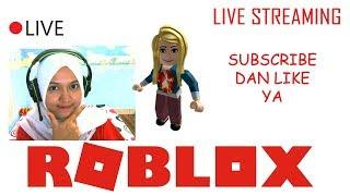 Watch me play Roblox Yuk!
