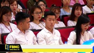FBNC - Cuộc thi sinh viên biện luận 2017 - Đại học Tôn Đức Thắng  - Tập 1 (Phần 1)