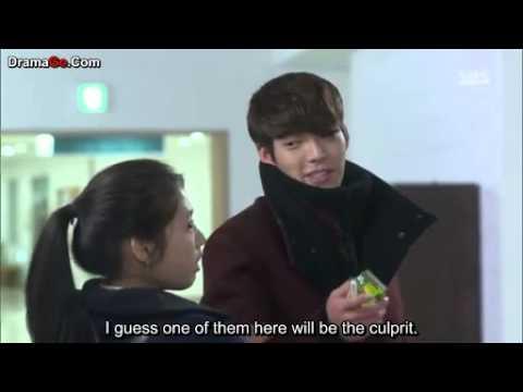 Park Shin Hye and Kim Woo Bin