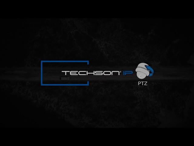 Techson PTZ kamera teszt