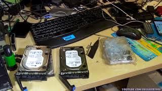 Серверы: немного апгрейта - растаковка, установка и тесты HDD HGST Ultrastar 7K2 2ТБ HUS722T2TALA604