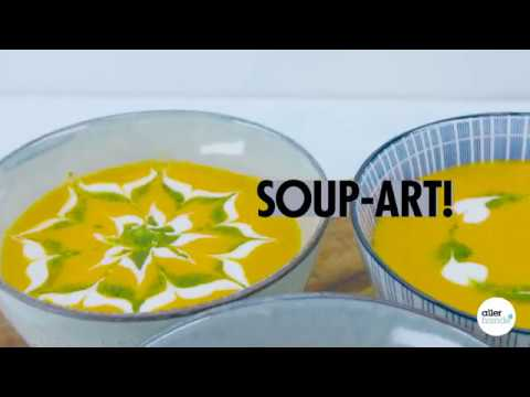 Soup-art - Allerhande
