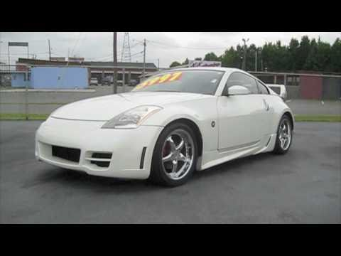 2003 nissan 350z 6spd start up exhaust and in depth tour youtube. Black Bedroom Furniture Sets. Home Design Ideas