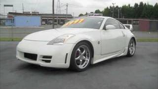 2003 Nissan 350Z 6spd Start Up, Exhaust, and In Depth Tour