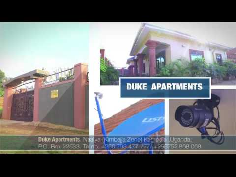 Duke Apartments-Kampala