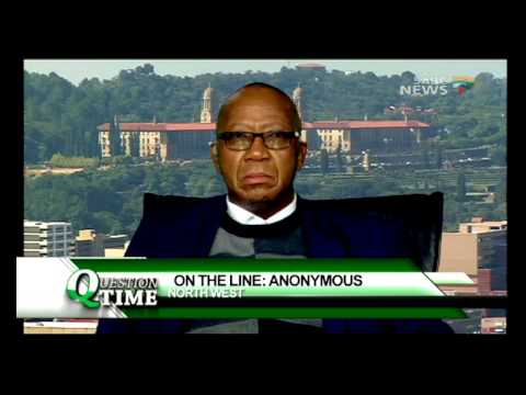 Question Time: Umkhonto We Sizwe, 28 July 2015
