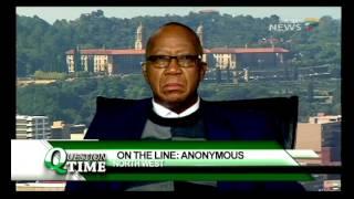 Question Time: Umkhonto We Sizwe, 28 July 2015