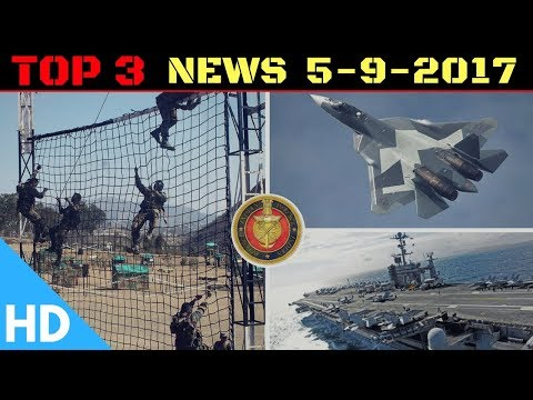 Top 3 Latest Headlines : Indian Defence Updates : FGFA Update, India Nepal Exercise 2017