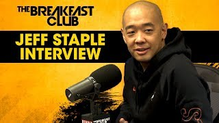 Jeff Staple Talks His Nike 'Black Pigeon' Release, Hip-Hop Influences + More