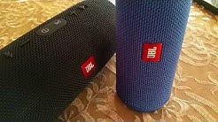 How to connect two JBL bluetooth speakers