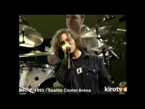 Pearl Jam - State of Love & Trust - 12.07.93 Seattle, Wa - KiroTV (Unaired Clip)