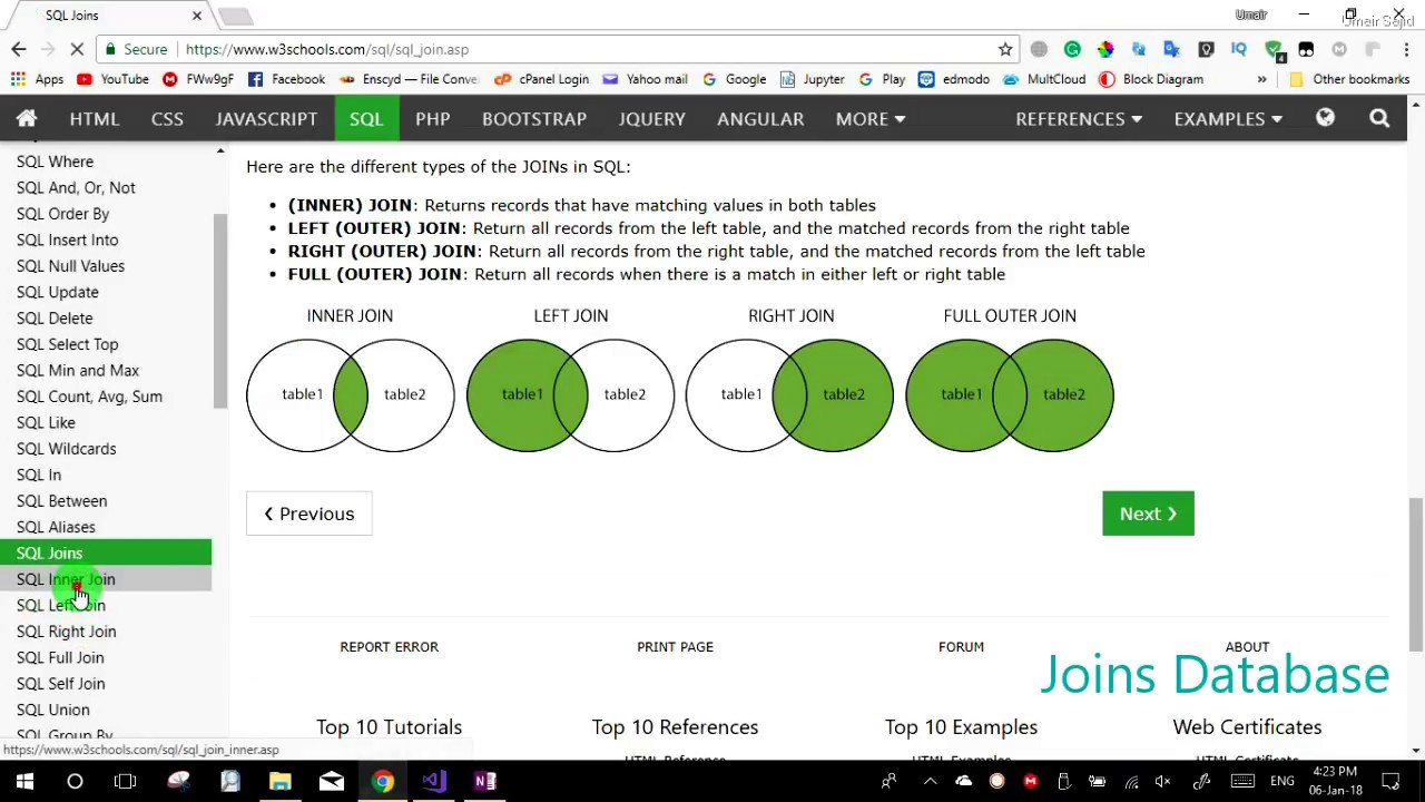 what is join in database