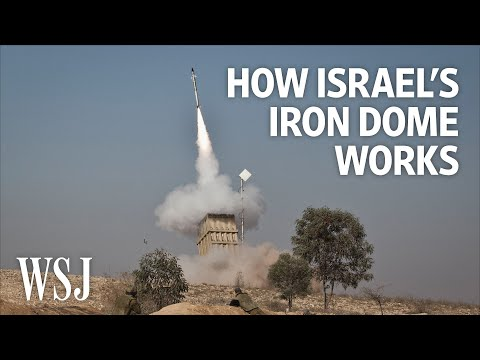 How Israels Iron Dome Works