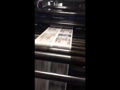 Dow Jones Bronx Print Plant 1