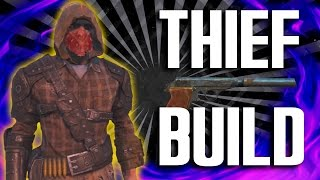 Fallout 4 Builds - The Thief - Ultimate Heist Build