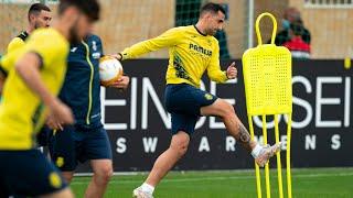 El Villarreal ya prepara la gran final
