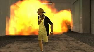GTA San Andreas СКОРОСТНОЕ ПРОХОЖДЕНИЕ ТРЕЙЛЕР (Speed Run Walkthrough - GTA SA Trailer)