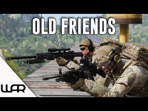 Arma 3 Milsim - Old Friends - 2nd Ranger Battalion thumbnail