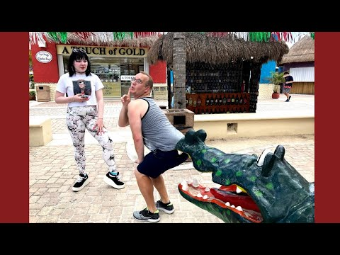 Arriving in Cozumel Mexico! Carnival Cruise Line FUN SHIP Vlog 2020
