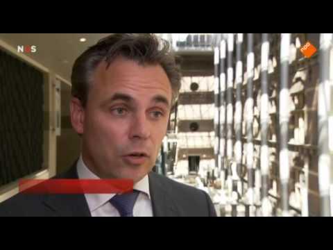 NOS staatsjournaal doet 1-2tje met de De Nederlandsche Bank