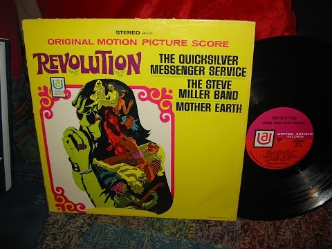 REVOLUTION, MOTHER EARTH. V.A . 1967