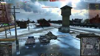 M41 Walker Bulldog  Затащил на химках Зимний Химмельсдорф – Встречный бой  WOT 0 9 5 Full HD(, 2015-04-11T08:40:51.000Z)