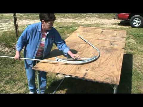 Greenhouse Hoop Benders