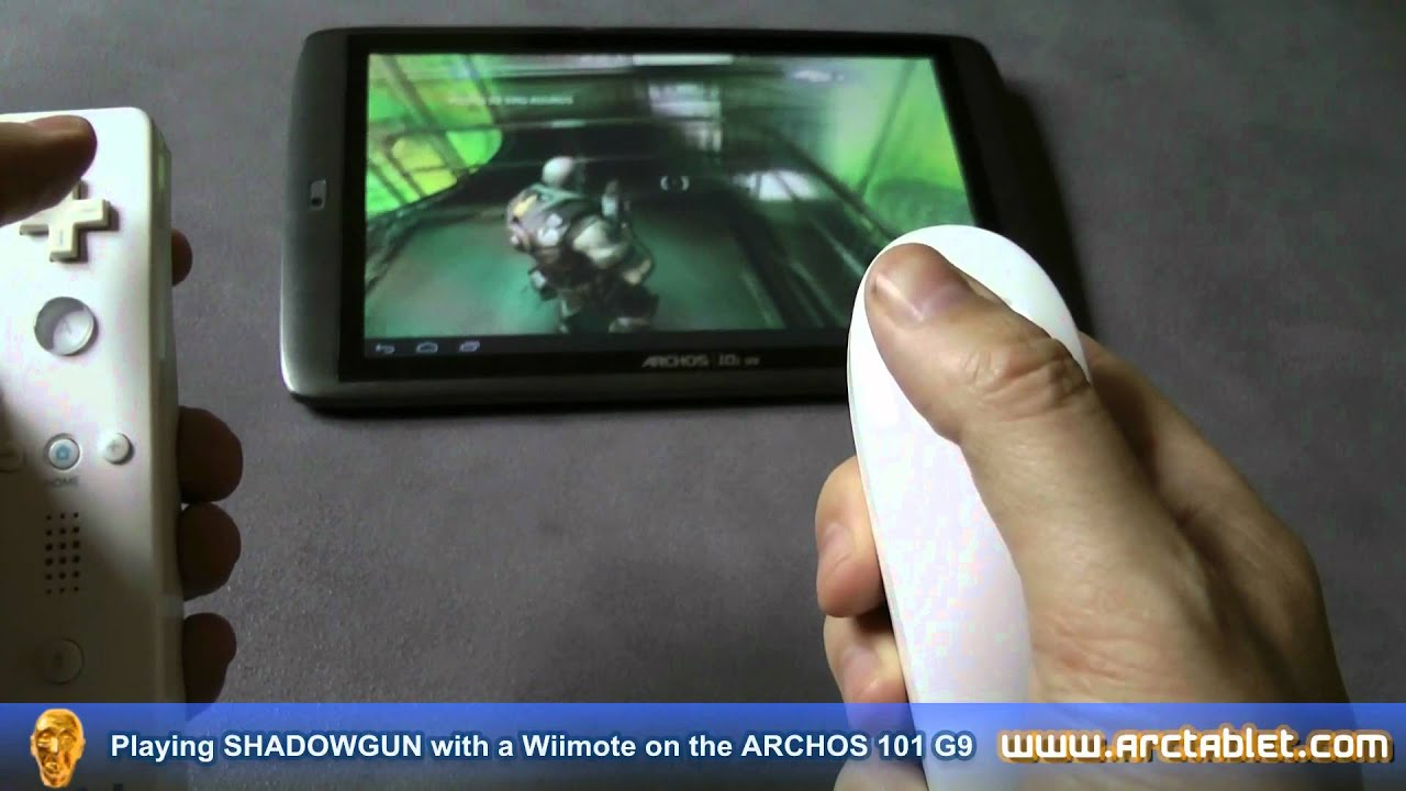 wiimote android pin