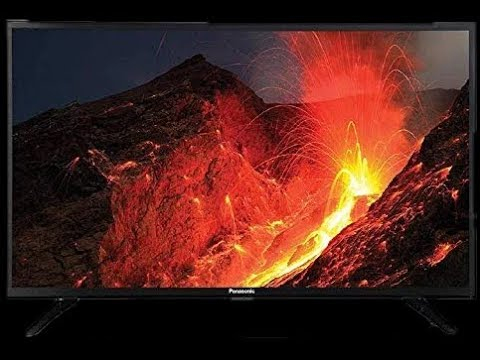 466aabd70de228 Panasonic TH- 32F204DX (32 inches) HD Ready LED TV - YouTube