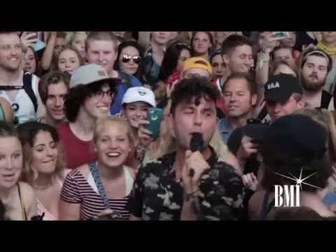 The BMI Stage Lights Up Lollapalooza 2016