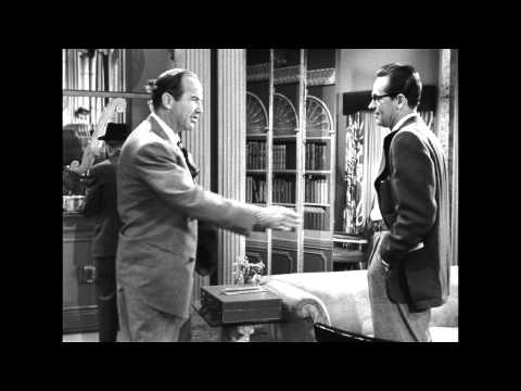 Born Yesterday (1950) - Trailer