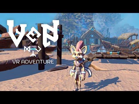 "Ven VR Adventure - Gameplay ""Niveau Harbor"""