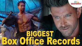 Hrithik-Tiger's War Has Broken Bollywood's Biggest Box Office Records By It First Weekend