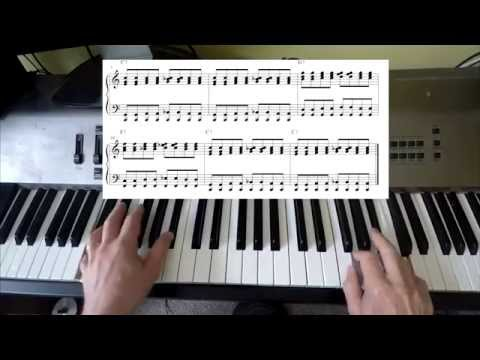 Blues/Rock Keyboard Lesson
