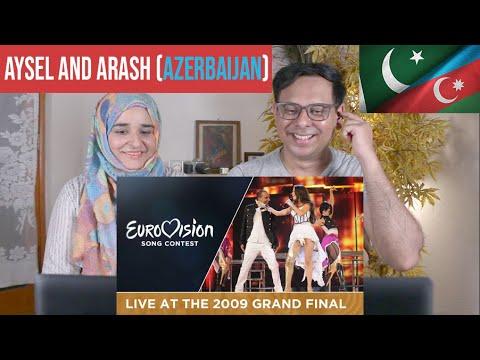 Pakistani Reaction On Azerbaijan || Aysel And Arash - Always Azerbaijan 2009 Eurovision Song Contest