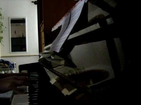 Donnie Darko OST - Liquid spear waltz (piano cover)
