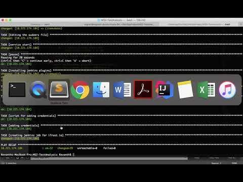 Code Coverage plugin Jenkins