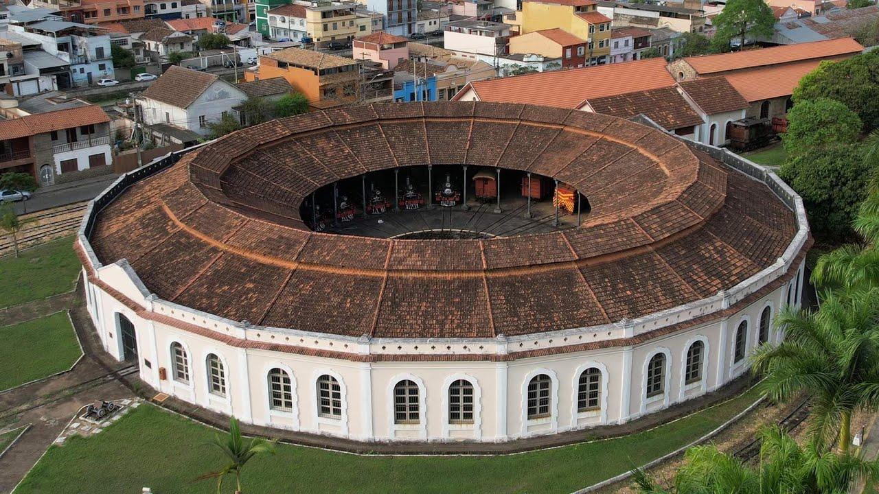 A Rotunda de Dom Pedro II - São João Del Rei a Tiradentes Mg