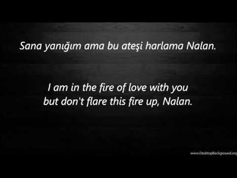 Emir can iğrek-Nalan(english lyrics and turkish lyrics)