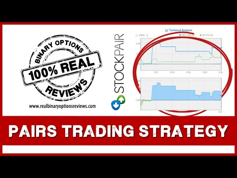 Pairs Trading Strategy with Stockpair