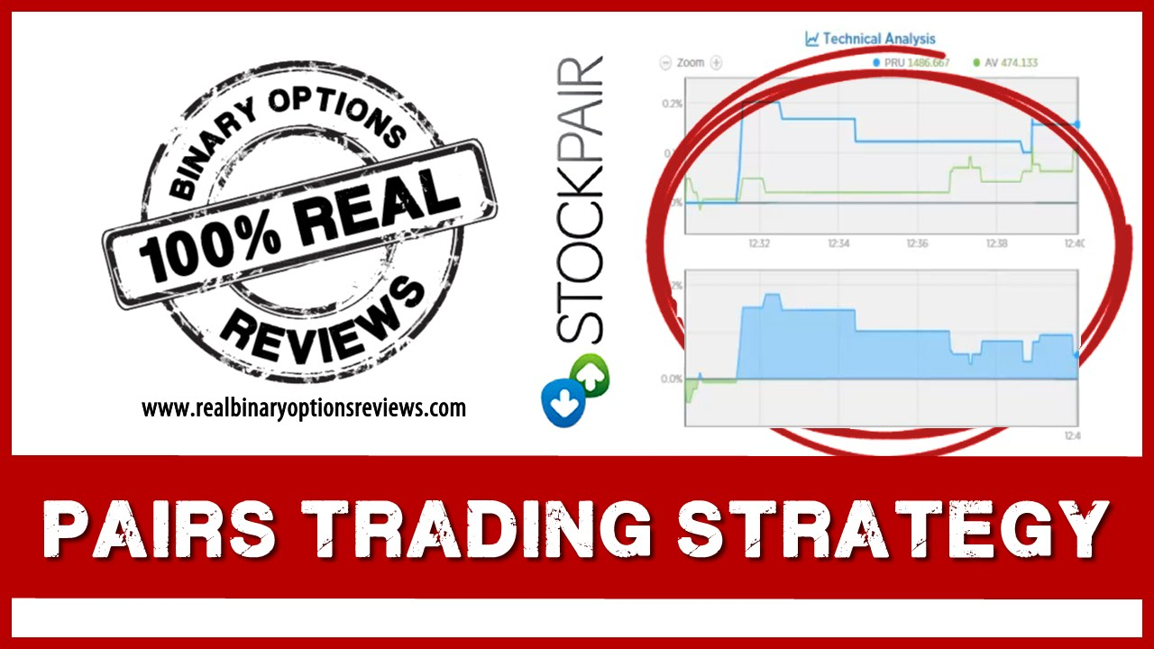 Successful pairs trading strategy