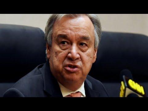 افتتاح الدورة 73 للجمعية العامة للأمم المتحدة  - نشر قبل 20 ساعة