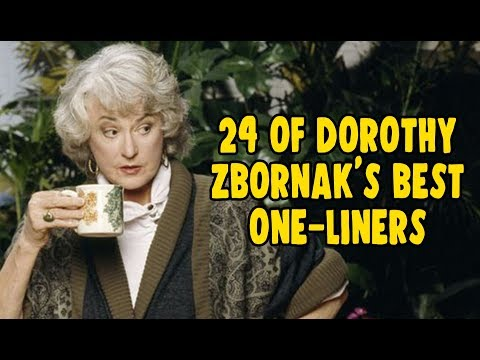 24 Of Dorothy Zbornak's Best One Liners