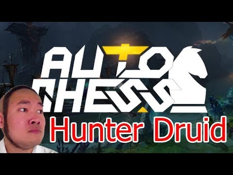 [Thai] DotA Auto Chess - Hunter Druid