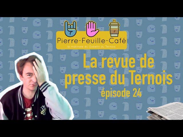 Pierre, feuille, café #24 - La revue de presse du Gobelin