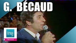 """Gilbert Bécaud """"Le jour où la pluie viendra"""" (live officiel) - Archive INA"""