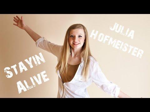 Julia Hofmeister - Stayin Alive - Teen Tap Solo